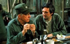 MASH -- one of the t.v. shows I loved to watch with my father.