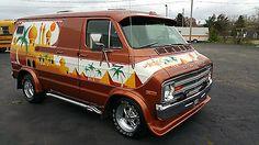 1974 Dodge Ram Van SWINGMACHINE