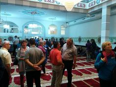 Muslimischer Verein Bern  At Europaplatz Moschee.