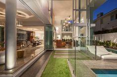 BGD Arquitectos Queensland Australia una casa con todas las cualidades de un hotel de playa