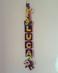 #banner #safari per il piccolo Luca... #favoledifilo #handmade #pezziunici #makethedifference #beoriginal #idearegalo #fiocconascita #faidate #feltro #pannolenci #felt #feltrolove #cucitocreativo #percorsicreativi #creativemamy #handmadewithlove #artigianato #artigianatoitaliano #madeinitaly #giraffa #scimmietta #babyroomdecor #♥