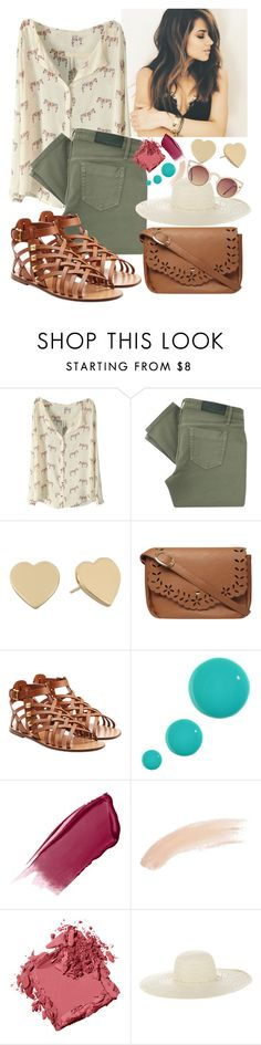 """Sweet Summer"" by emmajrobertson ❤ liked on Polyvore featuring Victoria Beckham, Kate Spade, Dorothy Perkins, Valentino, Accessorize, Hourglass Cosmetics, Topshop, Bobbi Brown Cosmetics and Jennifer Ouellette"