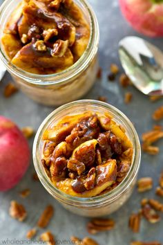Caramelized Apple Ci
