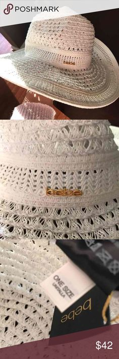 Sun hat Beautiful Bebe beach hat bebe Accessories Hats