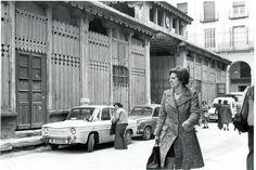 Fotografías antiguas de la ciudad de Huesca