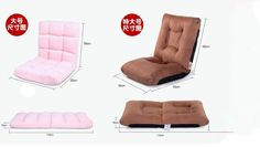 Taobao Taiwan offers creative beanbag tatami single sofa bed sofa folding chair small armchair windows and chairs pictures, prices, international transit fees and other detailed product information, and recommended selling residential furniture products: Creative beanbag tatami single sofa bed people off ...