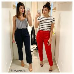 Work Casual, Casual Chic, Casual Looks, Business Casual Outfits, Office Outfits, Summer Work Outfits, Spring Outfits, Printed Pants Outfits, Casual Professional