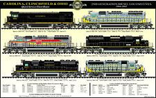 Items for sale by east_hamlet_jct Train Drawing, Train Art, Model Trains, Family History, Westerns, Poster, Horse, Iron, Ebay
