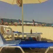 Thessallloniki: Βούλιαξε η παραλία στην Ασπροβάλτα