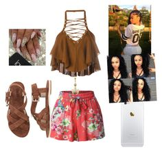 """""""6/11/16"""" by lull-babbey0 ❤ liked on Polyvore featuring LE3NO and Balmain"""