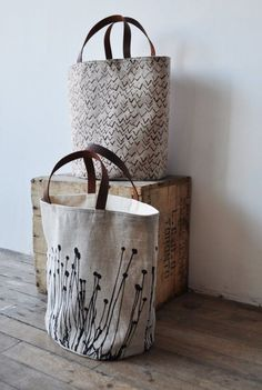 sac en toile, grands sacs en toile: