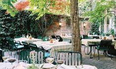 Genießen: Die 19 schönsten Gastgärten Wiens | Wienerin Lokal, Journey, Patio, Table Decorations, Outdoor Decor, Travelling, Home Decor, Vacation, Viajes
