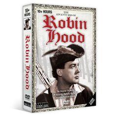 Robin Hood- Richard Greene Love this version! <3