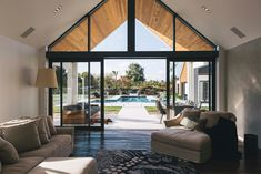 Coatesville House by Trinity Interior Design House Extension Design, House Design, Interior Design Work, Modern Barn, Post Modern, Home Additions, My Dream Home, Building A House, Architecture Design