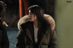 Nam Joohyuk, Bae Suzy, Winter Wear, Fur Coat, How To Wear, Jackets, Beautiful, Star, Fashion