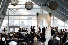 Adler Planetarium Wedding. Chicago Wedding Venues. Dennis Lee Photo. #consortiumphoto