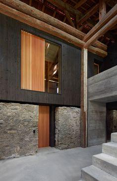 bauernhaus sanieren tolles beispiel vorher nachher auf einen blick ein loft auf dem land in. Black Bedroom Furniture Sets. Home Design Ideas
