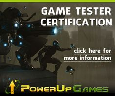 www.Powerupgames.com Game Tester Jobs, Career Training, Games To Play, How To Become, Learning, Studying, Teaching, Onderwijs