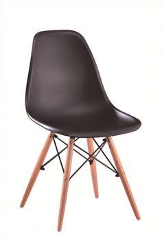 židle Eames DAW / DSW výprodej černá