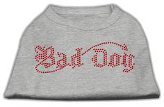 Bad Dog Rhinestone Shirts