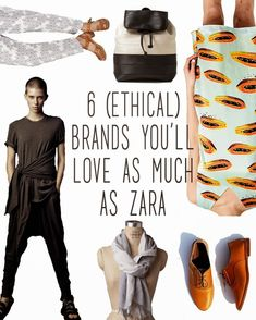 """Refinery29 just published an insanely-popular post--""""6 Stores You'll Love as Much as Zara""""--featuring fast-fashion brands fueled by slave labor. Here is my response. Because fashion should be empowering, not exploitative~"""