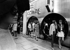 Just Looking boutique, Kings Road, 1968