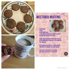 Weetabix Muffin recipe found on Pinterest. Absolutely loved how quick it was to#Ramadan#Recipes Weetabix Muffins, Options Hot Chocolate, Ramadan Recipes, Vanilla Essence, Muffin Tins, Muffin Recipes, Eat, Cooking, Breakfast
