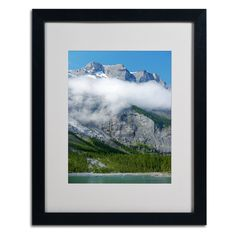 Last Call Switzerland II by Philippe Sainte-Laudy Matted Framed Photographic Print