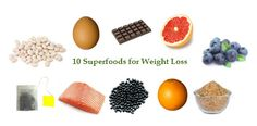 Top 10 Superfoods for Weight Loss | Top 10 Home Remedies