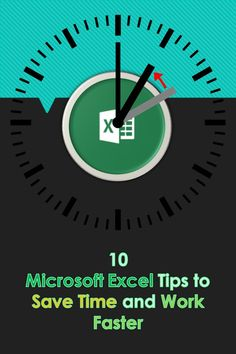 If you are using Microsoft Excel regularly, knowing the following simple yet powerful 10 methods you can save your time and will help you work faster. Save Yourself, Improve Yourself, Microsoft Excel, Blogging For Beginners, You Can Do, Self Improvement, Need To Know, Digital Marketing, Positivity