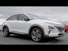 2019 Hyundai Nexo Fuel Cell - Remote Smart Parking Remote, Park, Parks, Pilot