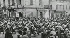 Russian army in Galicia