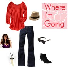 Where I'm going #autumn #style #casual