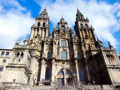 Viajes con Historia: Santiago de Compostela, A Coruña