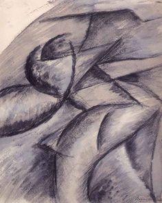 Dinamismo di un corpo umano (1913)    Umberto Boccioni Umberto Boccioni, Italian Painters, Art School, Milano, Painting, Figurative, Art, Futurism, Italy