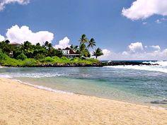Stonehouse - vacation rental in sunny Poipu, Kauai  smith waterhouse beach home