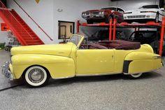 1948 LINCOLN Continental V12.