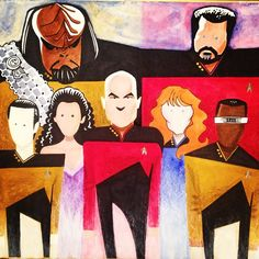TNG.   Imo, the besr series