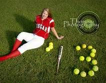 senior pictures softball ideas - Bing Images