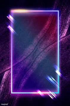 Rectangle frame on abstract background vector Green Background Video, Neon Backgrounds, Studio Background Images, Banner Background Images, Background Images For Editing, Background Design Vector, Background Images Wallpapers, Picsart Background, Portrait Background