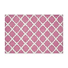 image of Loloi Rugs Piper Rug in Bubble Gum Pink