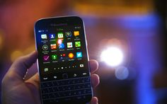Blackberry bows out of making its own hardware