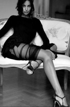 . sexi, legs, femme fatale, beauti, madalinaghenea, beauty, heels, madalina ghenea, black