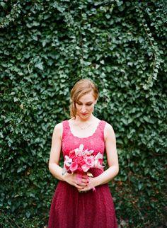 www.charlottetphotos.com  the colors! #bridesmaid  #contax645 #kodakportra800
