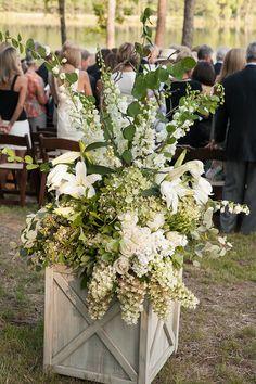 Photography: Rob Ingram Weddings - robingramweddings.com  Read More: http://www.stylemepretty.com/destination-weddings/2013/12/10/alabama-farm-wedding-from-rob-ingram-weddings-mariee-ami-wedding-planning-studio/