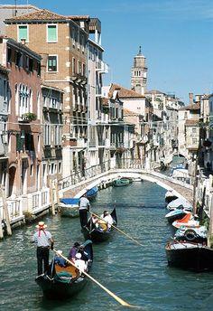 Picture of Italy : Venice - gondola
