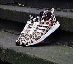 """adidas Originals Tech Super 2.0 W """"Leopard"""""""