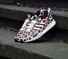 "adidas Originals Tech Super 2.0 W ""Leopard"""
