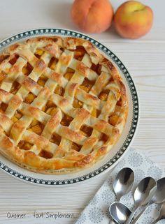 L'été est une saison remplie de bons fruits ... et c'est aussi la période des bonnes tartes aux fruits ;o)) Ingrédients ( pour 6 personnes ) Pâte : 500 g de farine 250 g de beurre 50 g de sucre glace 1 cuillère à café de sel fin 1 cuillère à soupe de...