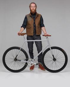 Minimalist City Bike